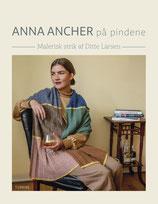 ANNA ANCHER PÅ PINDENE - malerisk strik af Ditte Larsen