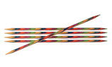 KnitPro Strumpfstricknadeln aus Symfonie-Holz