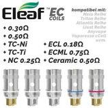 eLaf EC Coils