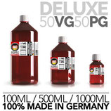 rauchFREI Liquids - Base #deluxe 500ML