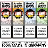 rauchFREI Liquids - Nikotin Shot 20MG / 10ML