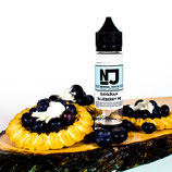 Normal Juice - Bavarian Blueberry Pie 10ML
