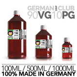 rauchFREI Liquids - Base #germanDRIPclub 100ML