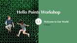 Hello Points Workshop L1 | アカデミープログラム