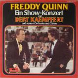 Freddy Quinn – Ein Show-Konzert Mit Bert Kaempfert Und Seinem Orchester Und Gästen