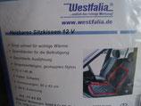 Sitzheizung von Westfalia