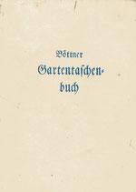 Gartentaschenbuch