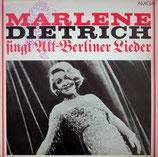 Marlene Dietrich – Marlene Dietrich Singt Alt-Berliner Lieder