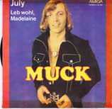 Muck ‎– July / Leb wohl, Madelaine