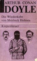 Die Wiederkehr von Sherlock Holmes