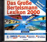 Das Große Bertelsmann Lexikon 2000 - Special Edition