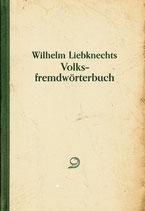 Volksfremdwörterbuch