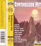 """Clifton """"Jigsaw"""" Chase* & Eric Thompson – Synthesizer Hits, Folge 2"""