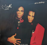 Milli Vanilli – All Or Nothing (The First Album) mit Autogramm