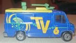 Mercedes TV News Truck