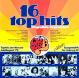 16 Top Hits - Tophits Der Monate Juli/August '79