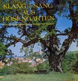 Klang + Sang aus Rosengarten - Westheimer Chöre und der Musikverein singen und musizieren