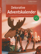 Dekorative Adventskalender
