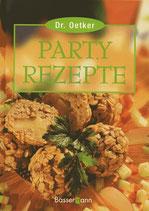 """Dr. Oetker """"Party Rezepte"""""""