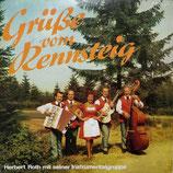 Herbert Roth Mit Seiner Instrumentalgruppe* – Grüße Vom Rennsteig