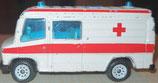 Siku Krankenwagen Rettungswagen Rotes Kreuz