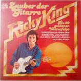 Ricky King – Zauber Der Gitarre - Die 20 Goldenen Welterfolge