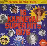 16 Karneval Super Hits 1976 - Karneval der Stars - FolgeV