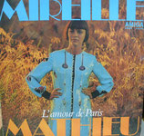 Mireille Mathieu ‎– L'Amour De Paris