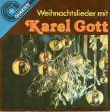 Weihnachtslieder mit Karel Gott