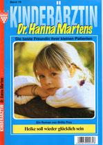 Kinderärztin Dr. Hanna Martens