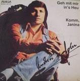 Andreas Holm – Geh Mit Mir In's Heu / Komm, Janina