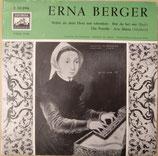 Erna Berger / Ernst-Günther Scherzer - Johann Sebastian Bach - Franz Schubert – Willst Du Dein Herz Mir Schenken / Bist Du Bei Mir / Die Forelle Op. 32 / Ave Maria