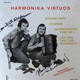 Harmonika-Duo – Harmonika Virtuos mit Autogramm