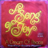 A Song Of Joy - The Four Score Pianos