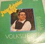 Peter Schreier singt