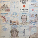 John Lennon - Plastic Ono Band* ‎– Shaved Fish