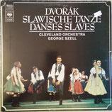 Dvořák* - Cleveland Orchestra*, George Szell – Slawische Tänze = Danses Slaves
