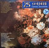 25 Goldene Operetten Traummelodien