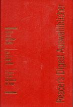 Readers Digest Auswahlbücher