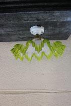 Plafonnier en verre opalescent