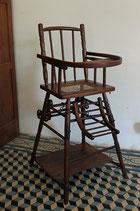 Chaise haute pour enfant Baumann