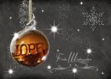 Weihnachtspostkarte Hope