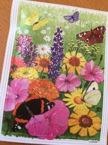"""Tütchen mit """"Schmetterlings""""-Samen"""