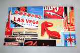 "Kissenbezug ""Las Vegas"" 50x30 cm"