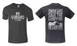 "SIMON´S CUSTOM ""SIMON SAYS"" SHIRT"