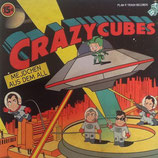 """7"""" EP - CRAZY CUBES """"Death Rays from Outer Space"""""""