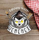 "CD - HEMENEX ""Dinner with Hemenex"""