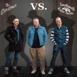 "10"" LP - THE SILVERTONES ""vs. Tanzkapelle Kappe Specht"""