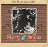 "12"" LP - CRAZY CUBES ""Rockabilly 25 Years"""