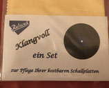 Schallplatten Reinigungstuch - Antistatik